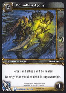 Boundless Agony TCG Card Gladiators.jpg