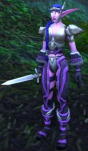 Image of Silverwing Warrior
