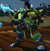 Image of Sergeant Grud