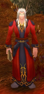 Image of Blood Elf Reclaimer