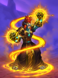 Image of High Priest Thekal