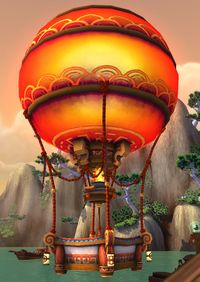 Image of Shang Xi's Hot Air Balloon