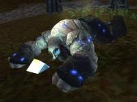 Image of Fallen Earthen Warrior