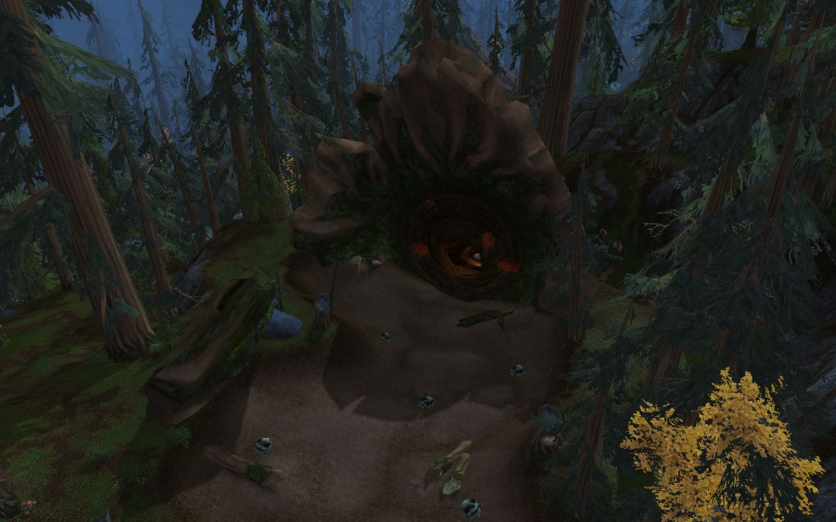 Vordrassil S Limb Wowpedia Your Wiki Guide To The