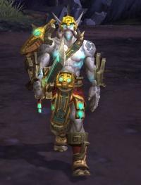Image of Zandalari Bloodguard