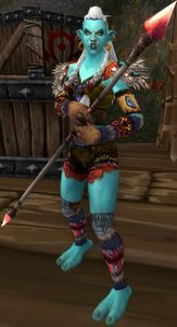 Image of Shatterspear Priestess
