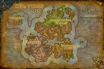 Kul Tiras - Wowpedia - Your wiki guide to the World of Warcraft
