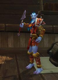 Image of Bloodthirsty Headhunter