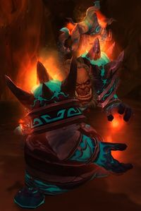 Image of Corrupted Flamecaller