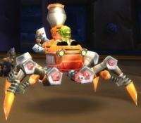 Image of Mechano-Flamewalker