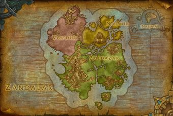 Zandalar Wowpedia Your Wiki Guide To The World Of Warcraft