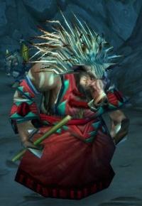 Image of Death's Head Geomancer