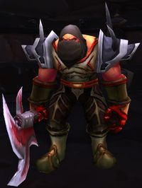 Image of Shattered Hand Executioner