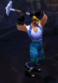 Image of Stormshield Miner