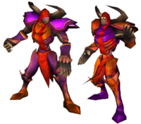 Image of Twin Emperors