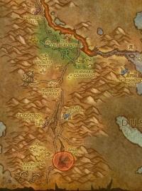 Bael Modan Digsite map.jpg