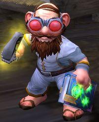 Image of Doctor Weavil