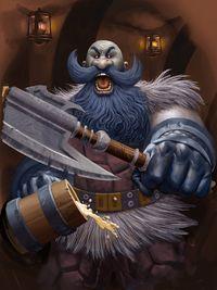 Image of Grim Patron