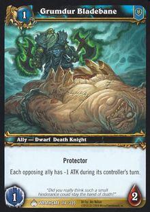 Grumdur Bladebane TCG Card.jpg