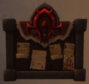 Warchief's Command Board - Wowpedia - Your wiki guide to the
