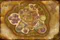 Mapa Dalaranu