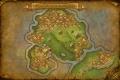 Map of Sunstrider Isle