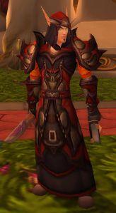 Image of Sunblade Warlock