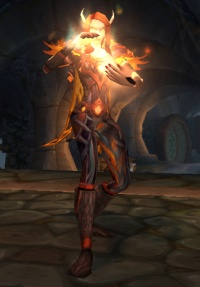 Image of Sunreaver Pyromancer