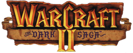 Warcraft II: The Dark Saga logo