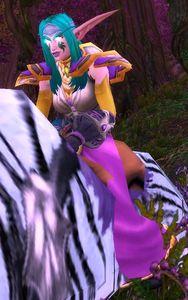 Image of Moon Priestess Amara