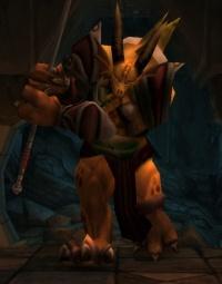 Image of Bronze Drakonid