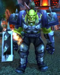 Image of Commander Grimfang