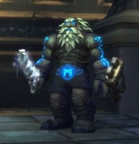 Image of Iron Honor Guard