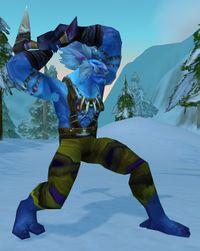 Image of Frostmane Builder