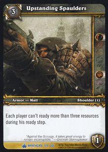Upstanding Spaulders TCG Card.jpg
