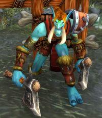 Image of Horde Axethrower