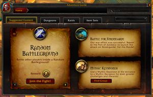 Adventure Guide - Wowpedia - Your wiki guide to the World of Warcraft