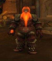 Image of Dark Iron Demolitionist