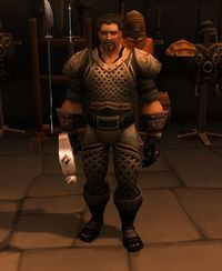 Image of Quartermaster Hudson