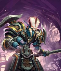Image of Battlecrier Jin'zo