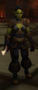 Image of Blacktalon Agent
