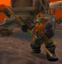 Image of Dark Iron Geologist