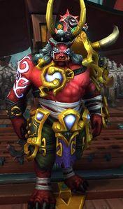 Image of Warlord Kao