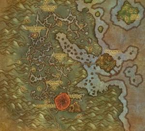 Wyrmbog Fossil Field digsite map.jpg