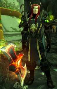Image of Commander Hobb