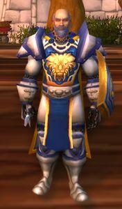 Image of Commander Sharp