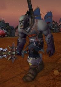 Image of Dragonmaw Flagbearer