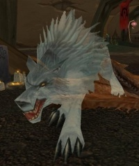 Image of Terokkar Wolf Spirit