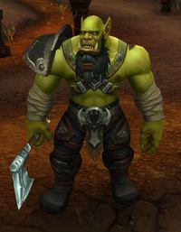 Image of Traveling Warrior