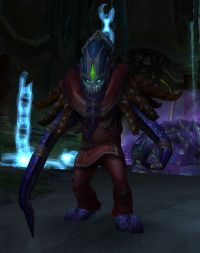 Image of Faceless Corrupter